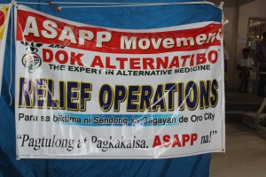 relief operation
