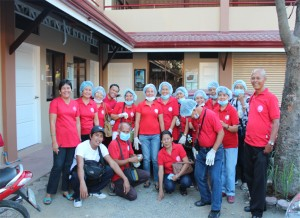 24K Association in the R&D Building of Dok Alternatibo, Digos City Philippines