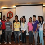 The 1st wave of Scholars of Dok Alternatibo in partnership with the 1ASAPPP Movement