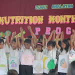 Isaac Abalayan Elementary School Students (Beneficiary od the Feeding Program)