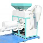 compact corn mill