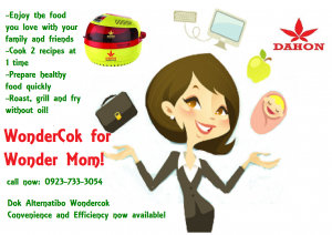 Wondercok for Wonder Moms!