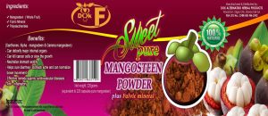 mangosteen-powder-label