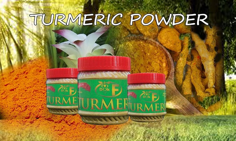 The Wonder of Turmeric Powder!
