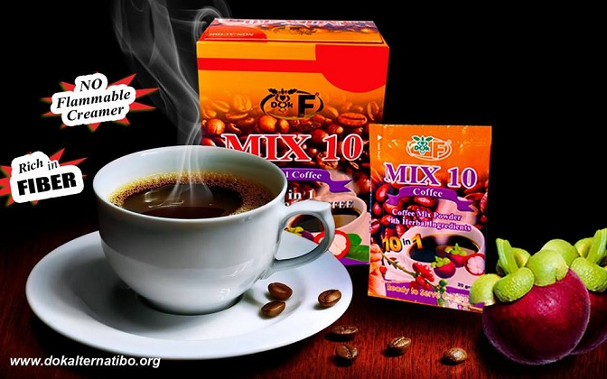Mix10 Herbal Coffee: Habang Tumatagal, Mas Sumasarap!