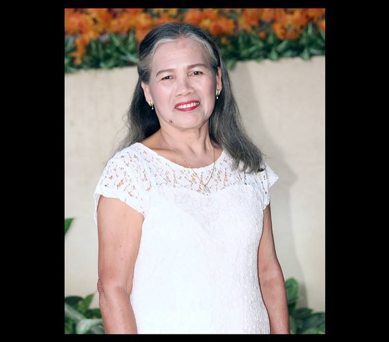 """""""I couldn't walk and sit because of my tumor"""" –Gloria Makiling"""