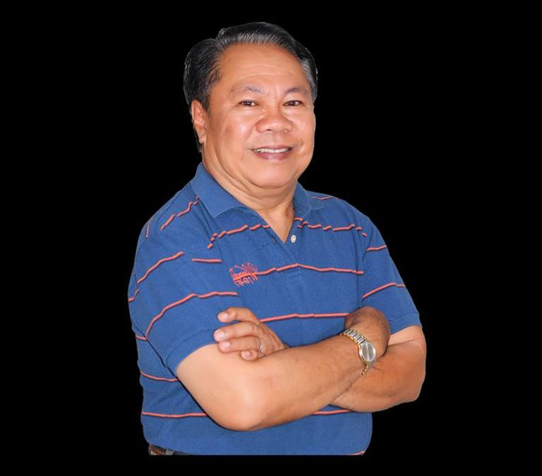"""""""I totally stopped my medication because of Dok Ed's teaching""""-FR Chavez Diamante"""