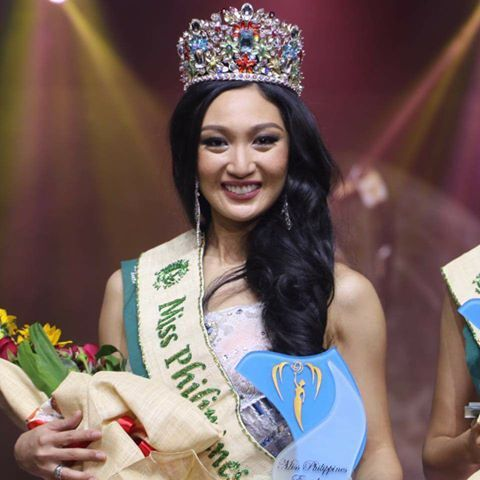 110% best ng Manila beauty Karen Ibasco, ibibigay sa Miss Earth 2017