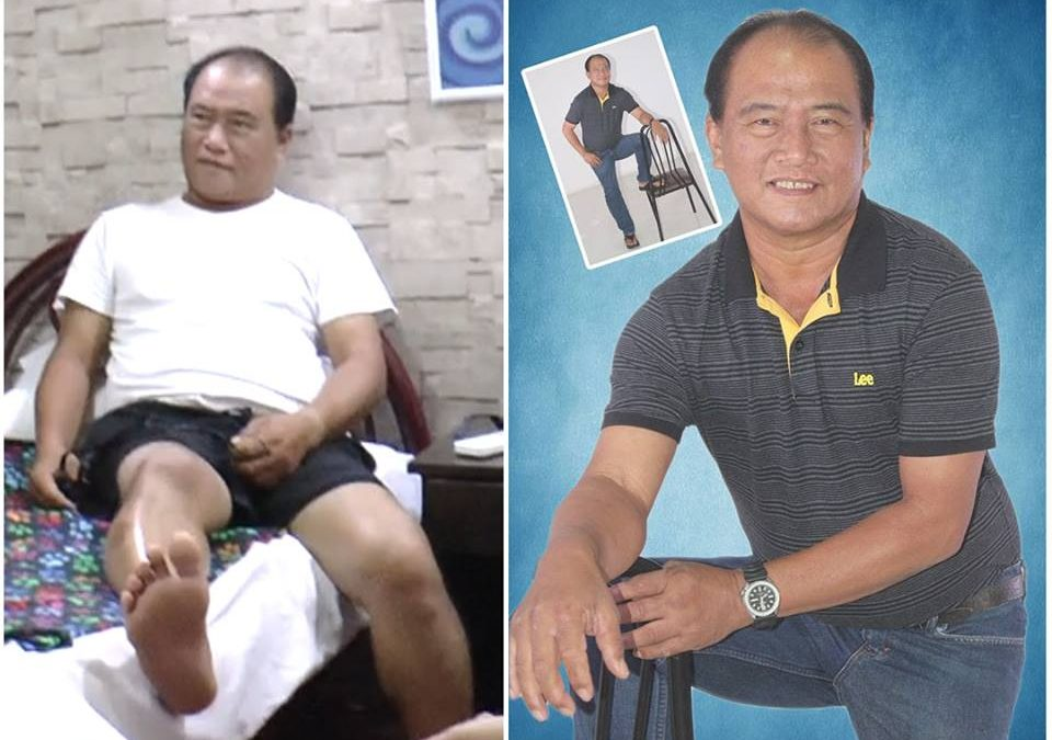 How he became a better person despite GALLBLADDER & CONSTIPATION problem