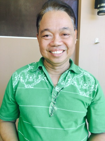 """I now use all the products of Dok Alternatibo and share it with my parishioners."""" -Fr. Pedro Constancio"""