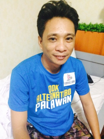"""""""I was so shocked that after 3 days of cleansing I already felt the strength and vitality"""" -Louie Jun Montaño"""
