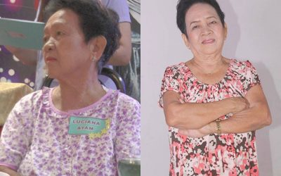 """""""I have diabetes and the lower part of my abdomen has problems. I also felt pains in my lower extremities. –Luciana Ayam"""