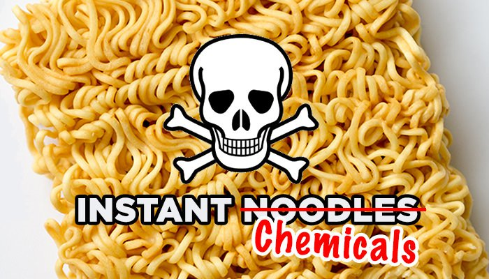 Instant Food? Instant Death!