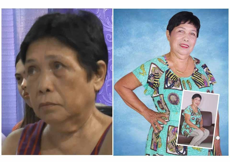 """""""Operation was not an option for me"""" –Feliciana Morang"""