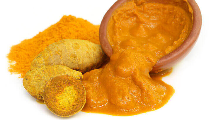 Turmeric for glowing skin?