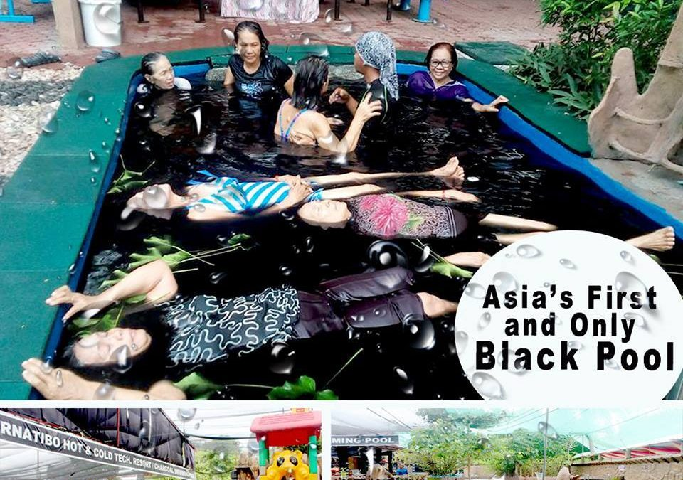 Asia's First and Only Black Pool