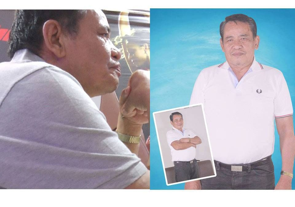 """""""I am here to find cure for my diabetes, psoriasis and hypertension.""""-George Olape, Retired Soldier from Cagayan de Oro"""