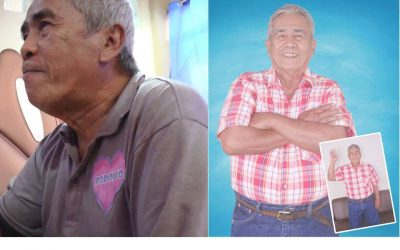 """I have been operated in my kidney, I had prostate and heart enlargement, hypertension and arthritis.""-Rodolfo Delos Reyes, 71 years old from Valencia, Bukidnon"