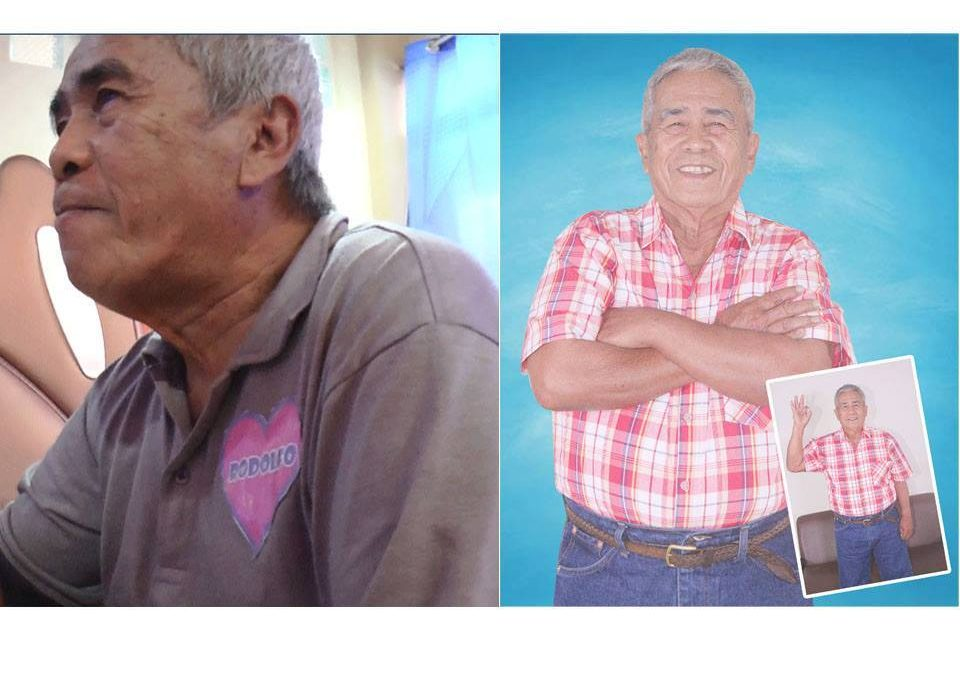 """""""I have been operated in my kidney, I had prostate and heart enlargement, hypertension and arthritis.""""-Rodolfo Delos Reyes, 71 years old from Valencia, Bukidnon"""