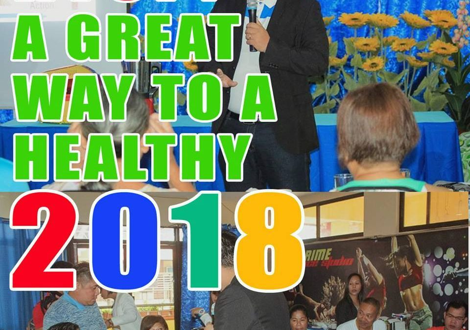 RTCP: A Great Way to a Healthy 2018