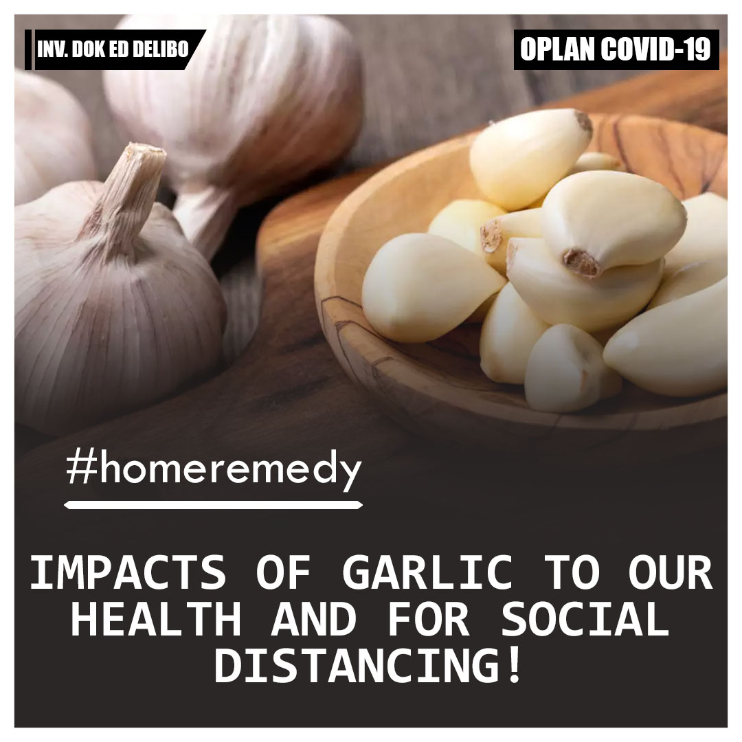 COVID-19 HOME REMEDY (Garlic is the Key)
